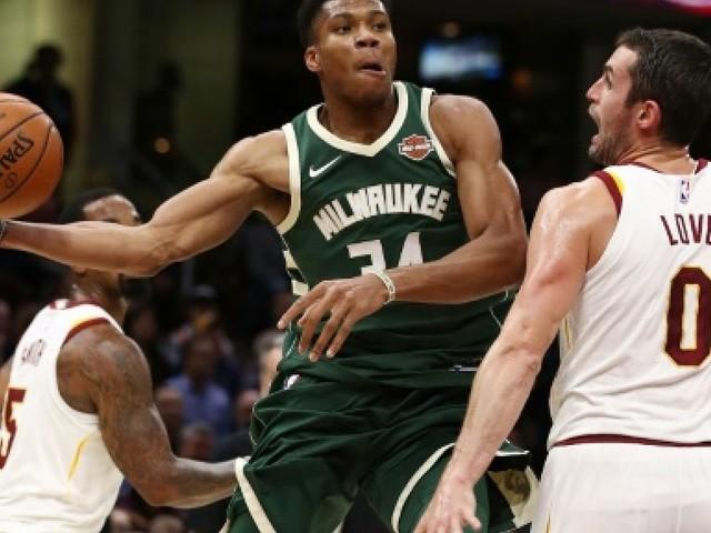 NBA: Cleveland a encore eu chaud