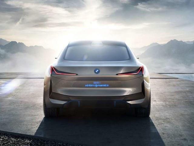 530 chevaux pour la BMW i4 électrique ?