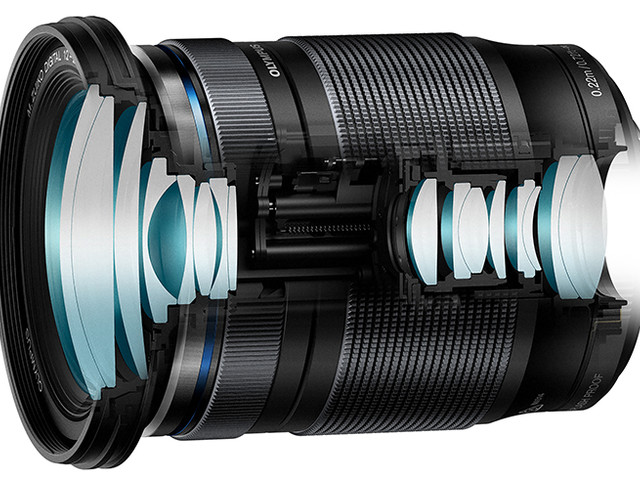 Olympus M.Zuiko 12-200 mm f/3,5-6,3 : zoom 16,6x !