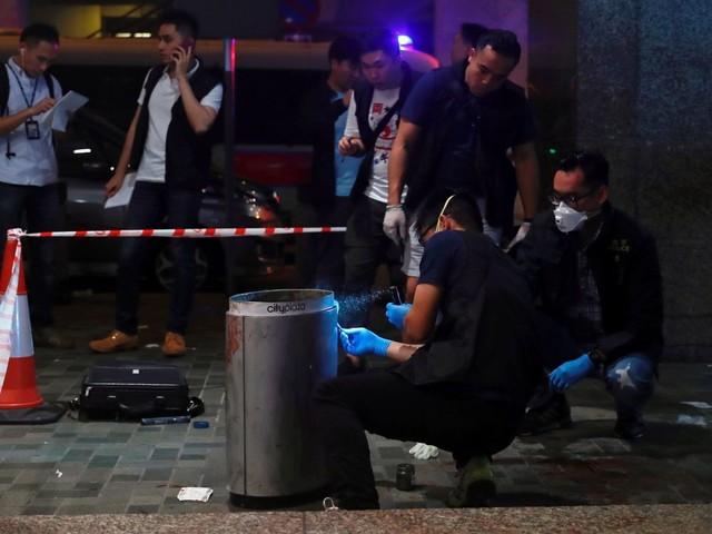 Deux blessés graves après les manifestations du week-end à Hong Kong