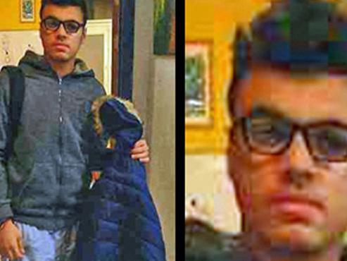 Angel Gafri, 16 ans, a disparu à Herstal depuis jeudi matin: avez-vous vu ce jeune homme?