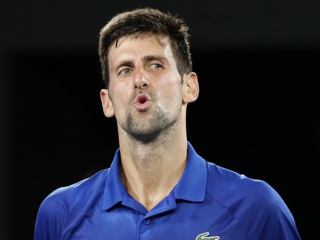 """Djokovic: """"Pouille n'a pas peur"""""""
