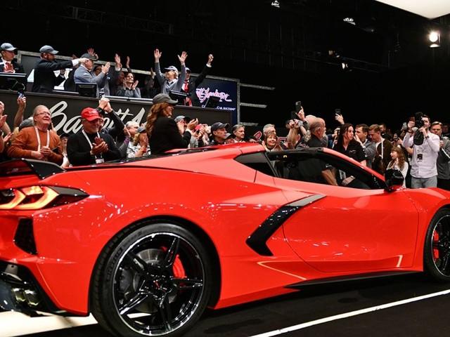 Chevrolet Corvette C8 : elle signe un nouveau record inattendu
