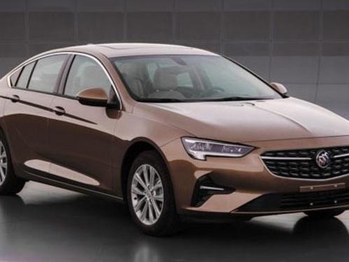 Le restylage de l'Opel Insignia en fuite via sa version chinoise