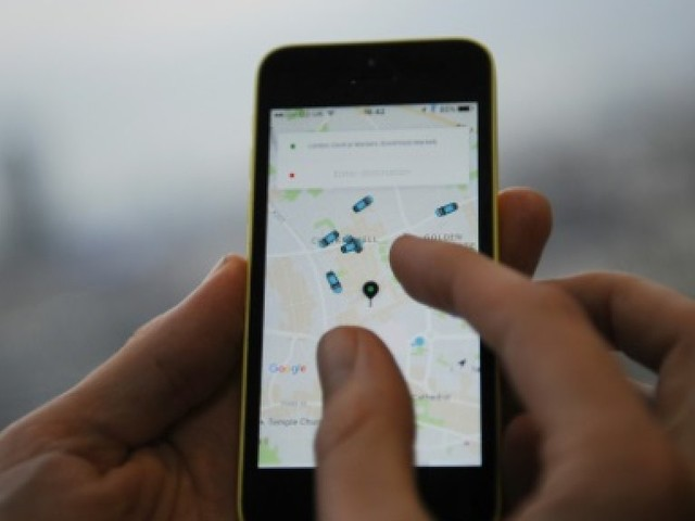 Uber règle à l'amiable une plainte sur la protection des données