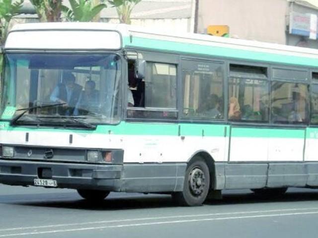 Casablanca: Trois jeunes provoquent un accident en prenant le contrôle d'un bus