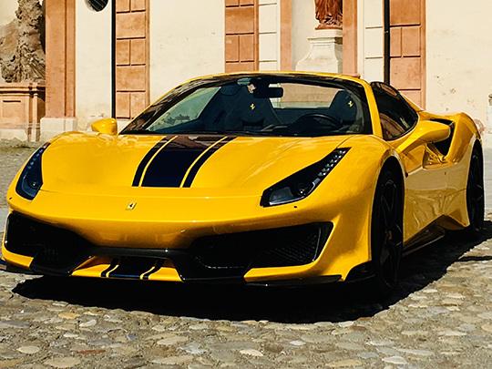 La Ferrari 488 Pista Spider à l'essai : 720 bonnes raisons d'y gouter
