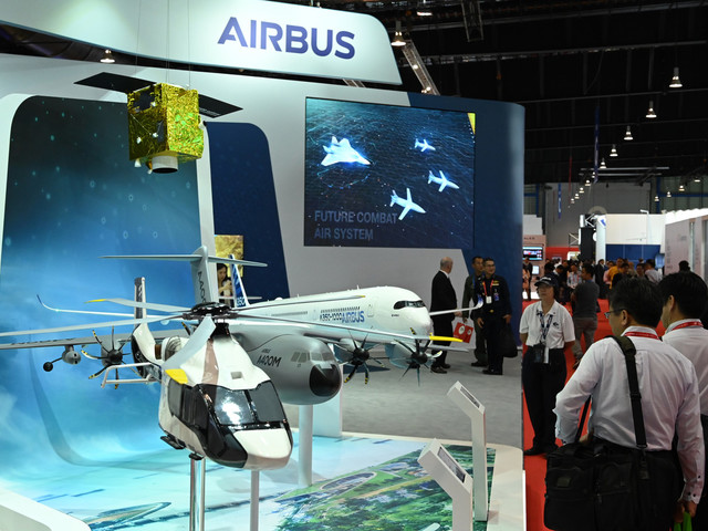 Airbus plombé par les amendes et l'A400M en 2019 malgré la réussite commerciale