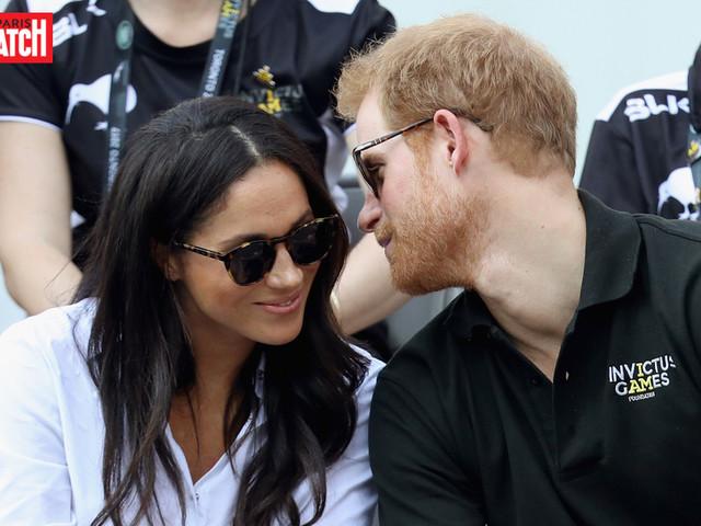 Harry et Meghan, l'amour (enfin) au grand jour