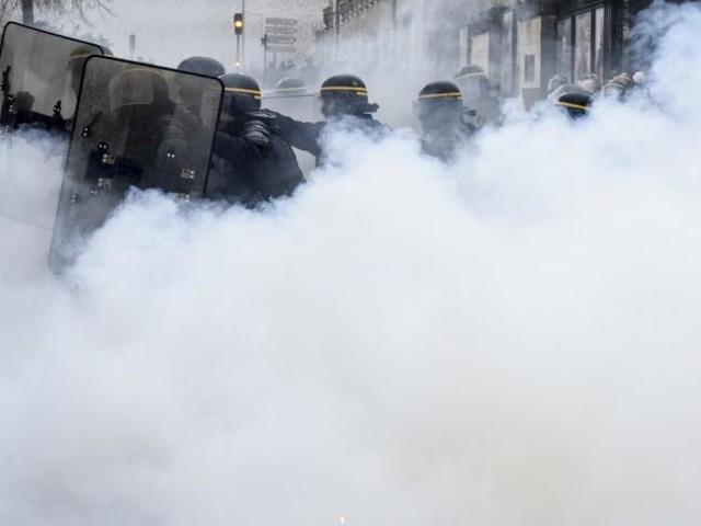 """Nouvelle journée de manifestations contre la loi """"sécurité globale"""""""