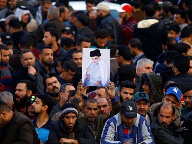 Irak: La maison de Moqtada al Sadr visée par un obus à Nadjaf