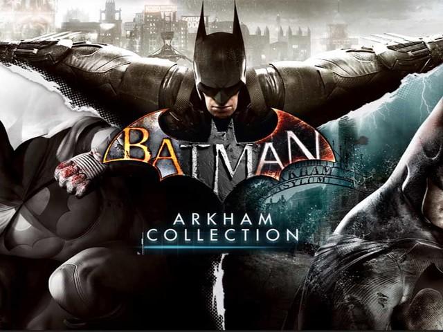 L'Epic Games Store nous offre gratuitement 6 jeux Batman