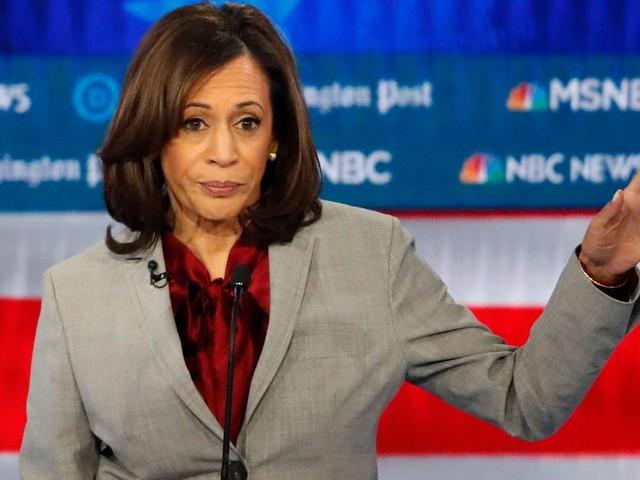 Kamala Harris abandonne la présidentielle américaine 2020