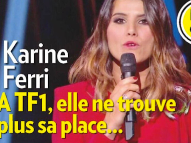 Karine Ferri, délicate position sur TF1 – Ara Aprikian brise le silence