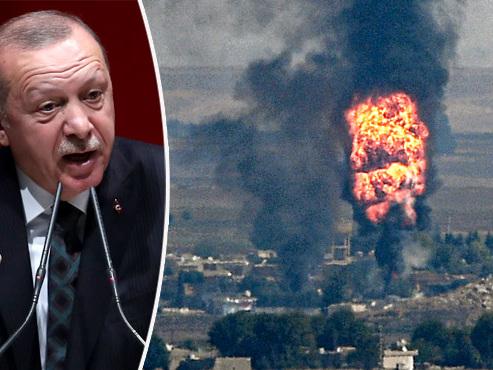 Offensive turque en Syrie: 14 civils tués ce vendredi, la trêve a-t-elle volé en éclat?