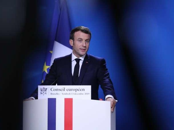 Algérie: Emmanuel Macron «prend note» de l'élection d'Abdelmadjid Tebboune