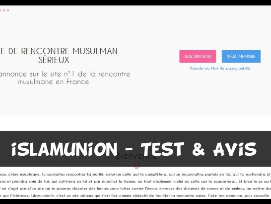 IslamUnion.fr – Test & Avis