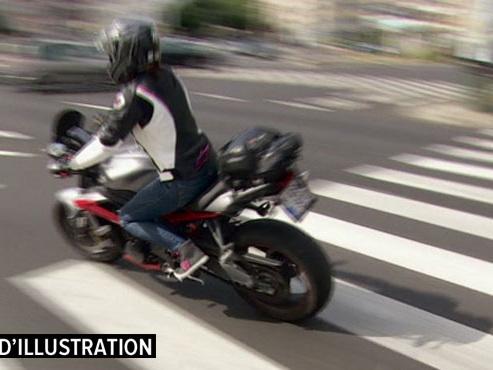 Un motard percute une vache à Andenne: les jours du jeune homme sont en danger