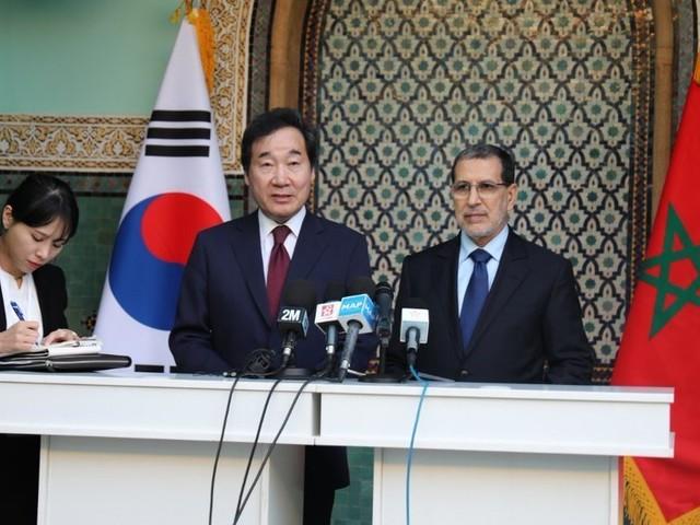 Le Maroc et la Corée du sud signent six accords de coopération