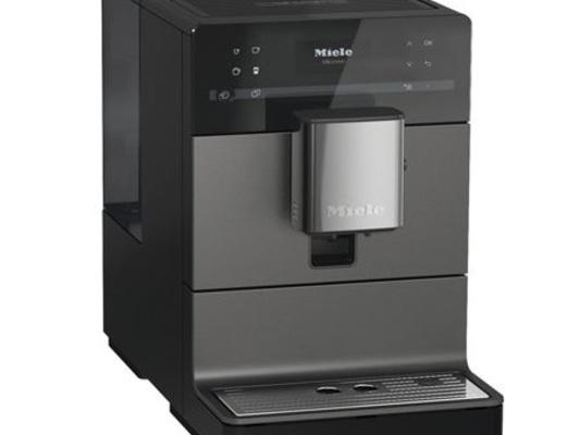 Test : Miele CM 5500: une cafetière automatique avec broyeur séduisante