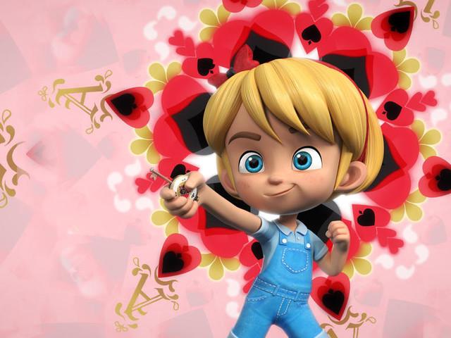 La série animée Alice et Lewis fait son arrivée sur TF1.