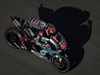 MotoGP 2019 à Valence : Vendredi, doublé du Diablo Quartararo