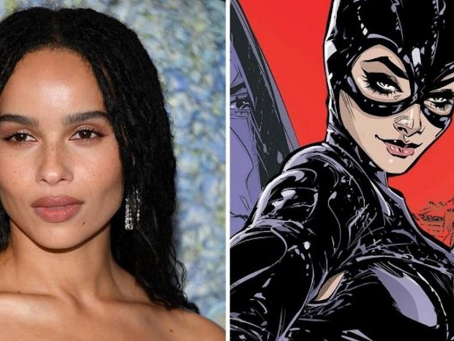 The Batman : Zoë Kravitz interprétera Catwoman aux côtés de Robert Pattinson