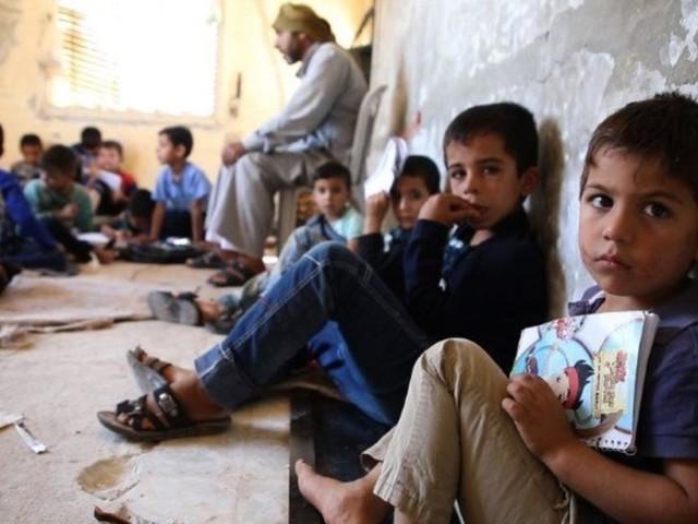 150 enfants de jihadistes français signalés en Syrie vont commencer à être rapatriés