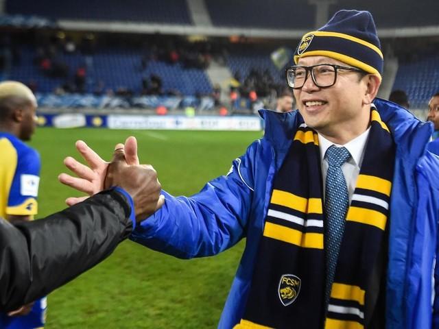 Frédéric Dong Bo, officiellement nouveau président de Sochaux
