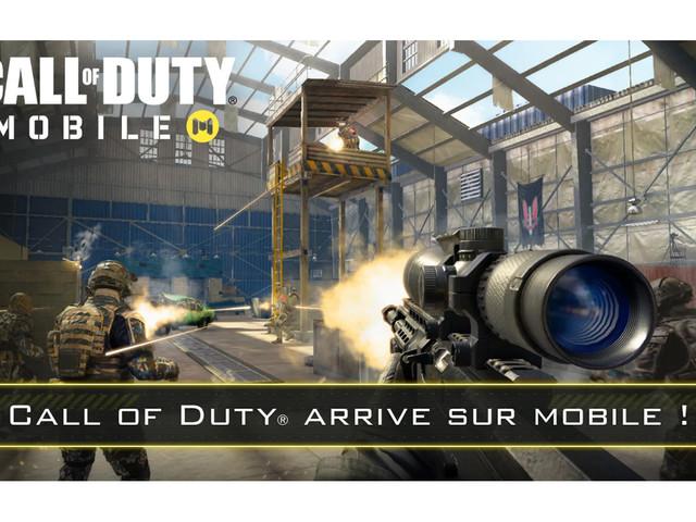 Call of Duty Mobile débarque bientôt sur iOS et Android (avec du Battle Royale dedans)