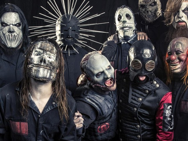 Slipknot : Vermilion (clip live officiel)