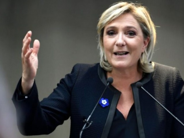 Le Rassemblement national conteste devant les juges sa saisie de 2 millions d'euros