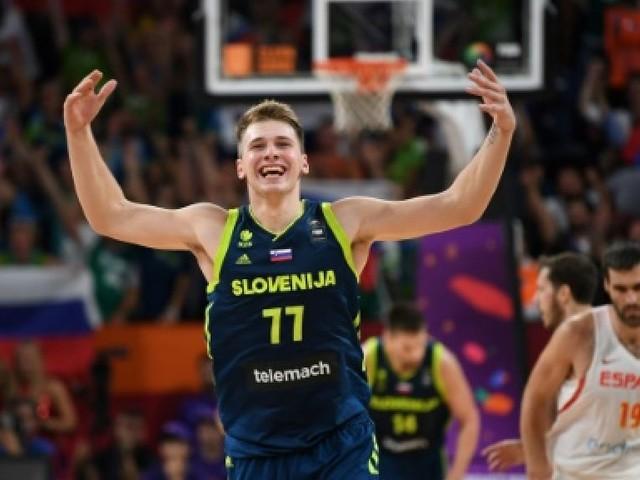 Basket: Luka Doncic, un gamin de 18 ans en route vers les étoiles