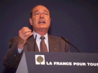 Avec Chirac, au moins, il y avait la forme