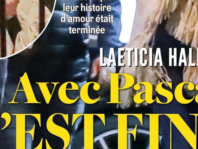 Laeticia Hallyday, c'est en fini avec Pascal, en larmes, elle annonce leur rupture