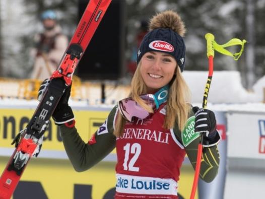 Ski alpin: Mikaela Shiffrin en terre inconnue à Altenmarkt