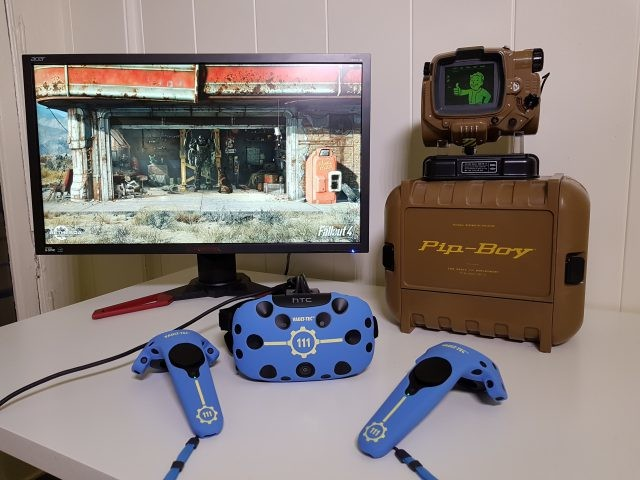 Test – Fallout 4 VR : La VR est dans l'atome