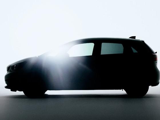 Nouvelle Honda Jazz hybride: l'heure du teaser