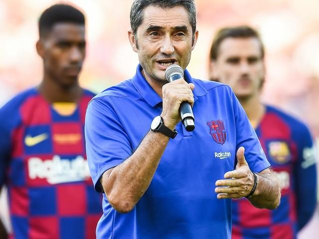 Mercato - Barcelone : L'avenir de Valverde dicté par Messi et les cadres du Barça ?