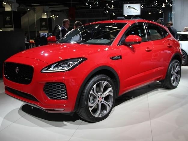 Retrouvez nous demain pour découvrir en live le nouveau Jaguar E-Pace