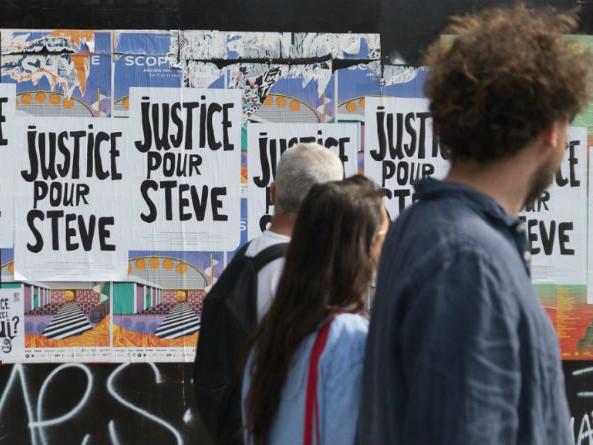 """Mort de Steve à Nantes: son téléphone """"bornait"""" au moment de l'intervention policière"""