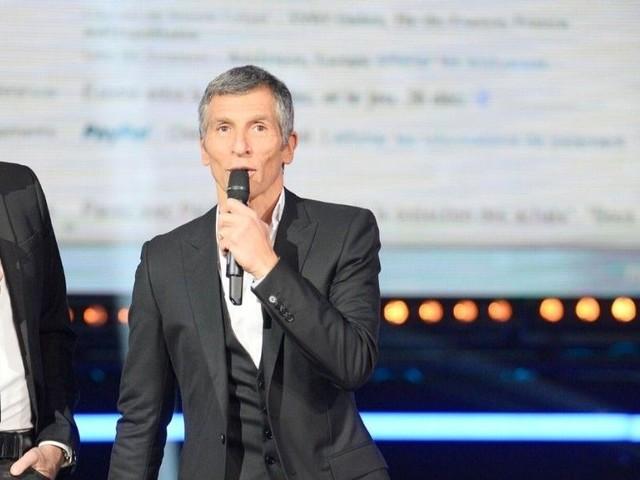 Nagui, élu l'animateur préféré des français