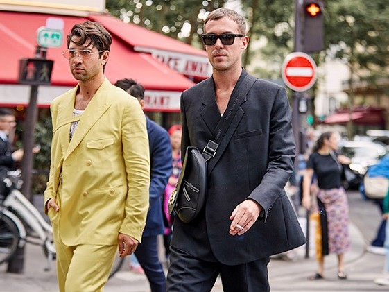 Style urbain homme : idées mode à piquer aux gosses stylés à la semaine de la mode printemps-été 2020