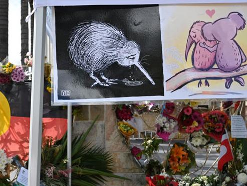 Attentat de Christchurch: les premières victimes inhumées lors d'une émouvante cérémonie