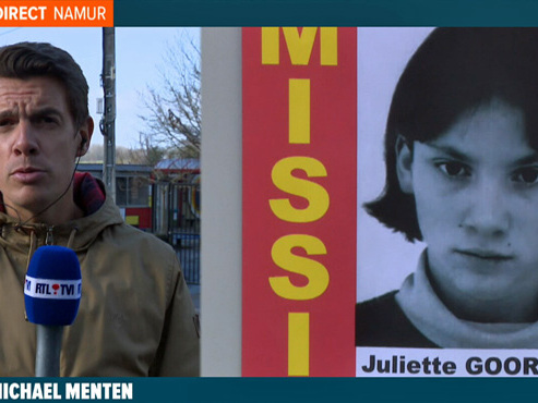 Juliette, 14 ans et disparue depuis vendredi à Namur, serait actuellement à la côte belge
