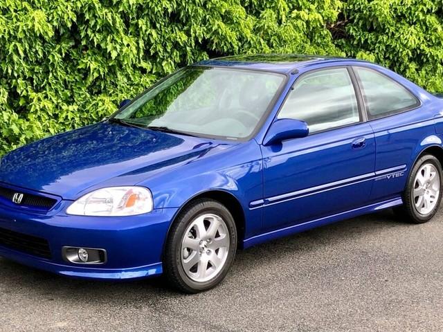 Une Honda Civic Si 2000 vendue plus de 67000 $
