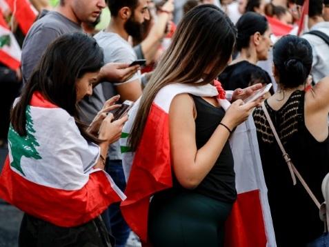 Dans le monde arabe, WhatsApp c'est bien plus que de simples discussions