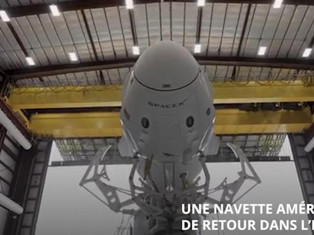 Ce que le premier vol habité de SpaceX nous dit du futur de l'espace