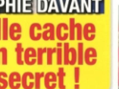 Sophie Davant, un terrible secret, elle ouvre son cœur