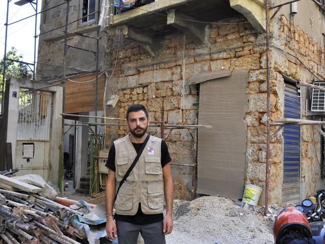 Explosions à Beyrouth : Beit el Baraka, l'ONG qui veut redonner un toit aux sinistrés